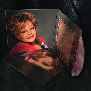 In Bloom CD Layout
